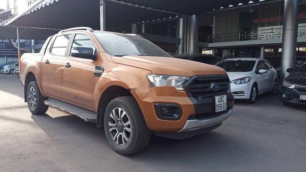 Bán Ford Ranger năm 2018, xe chính chủ, 740 triệu (4)