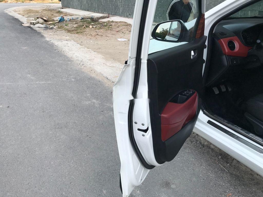 Bán Hyundai Grand i10 sản xuất 2019, màu trắng (9)