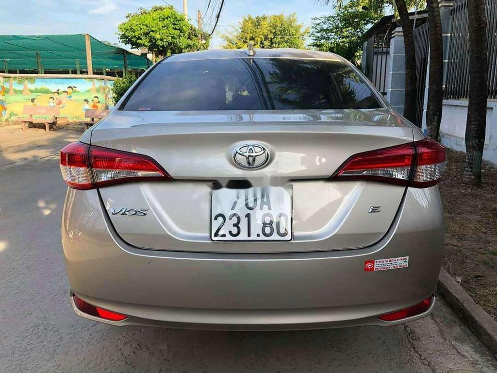 Xe Toyota Vios đời 2019 số sàn giá cạnh tranh (2)