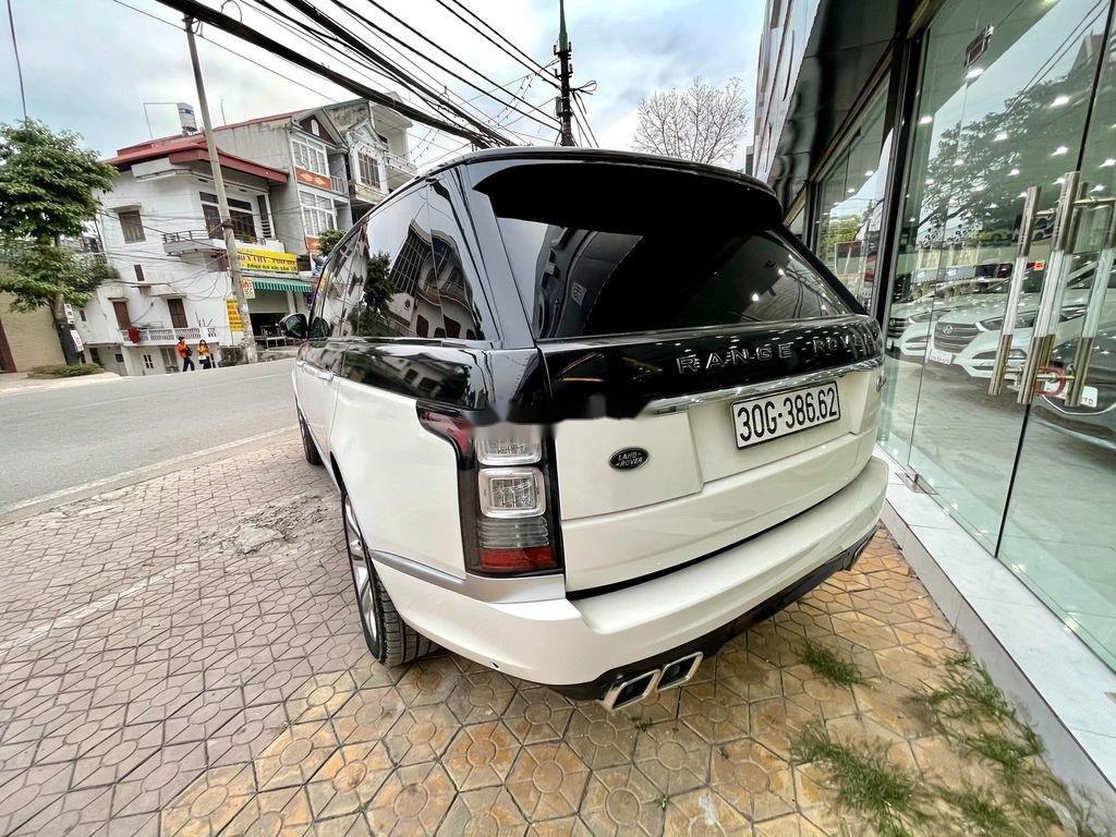 Bán LandRover Range Rover Black Edition sản xuất 2014, hai màu (4)