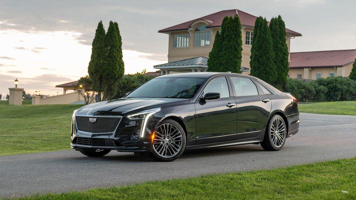 Cadillac CT6 1
