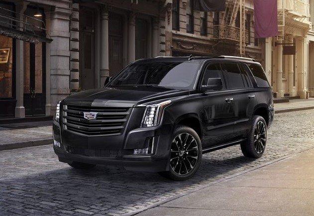 Cadillac Escalade thế hệ thứ 3 1