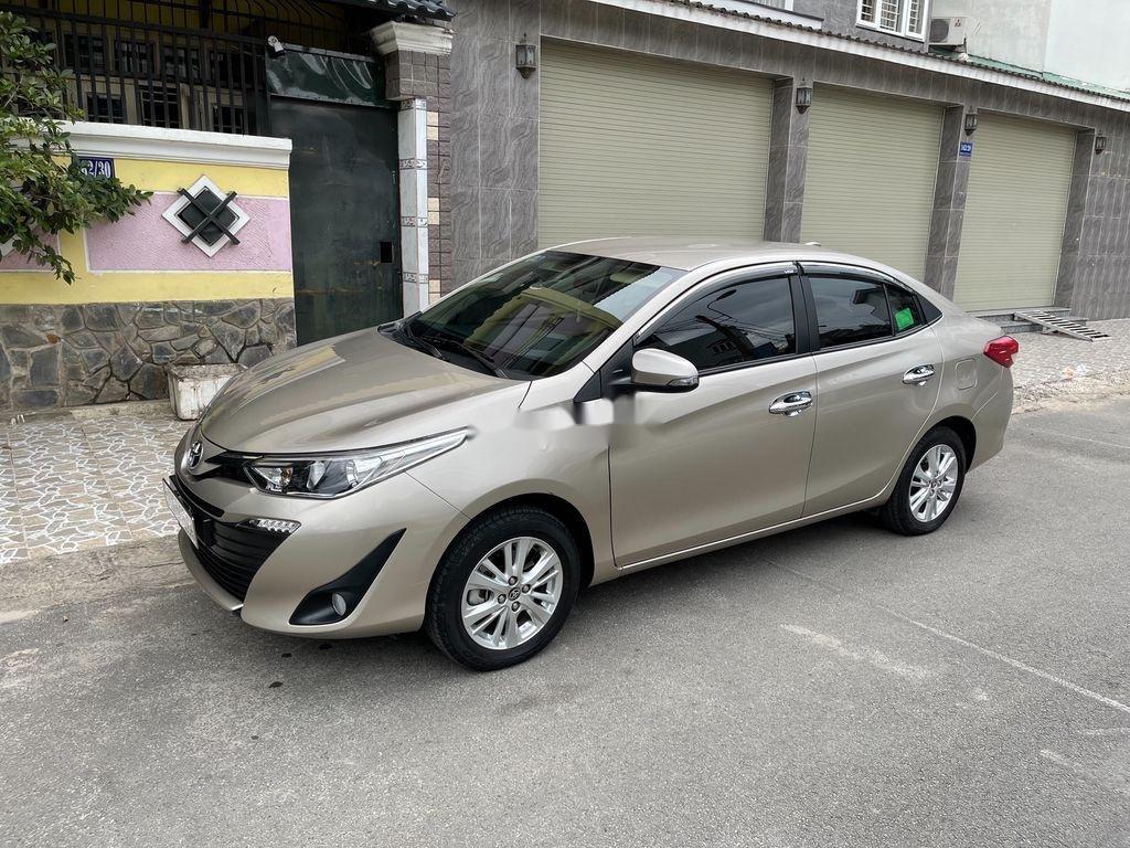 Bán Toyota Vios G năm 2019, giá thấp, động cơ ổn định  (2)