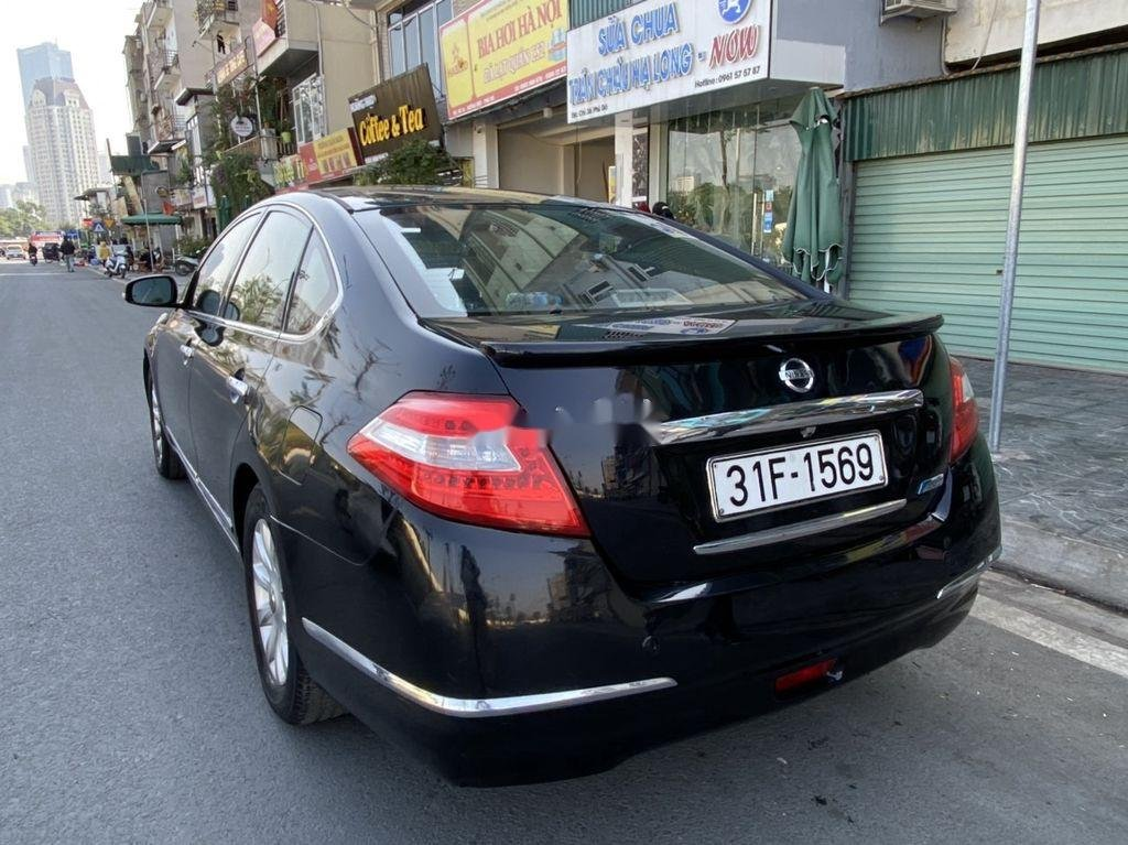 Bán ô tô Nissan Teana năm 2011, màu đen, nhập khẩu  (1)