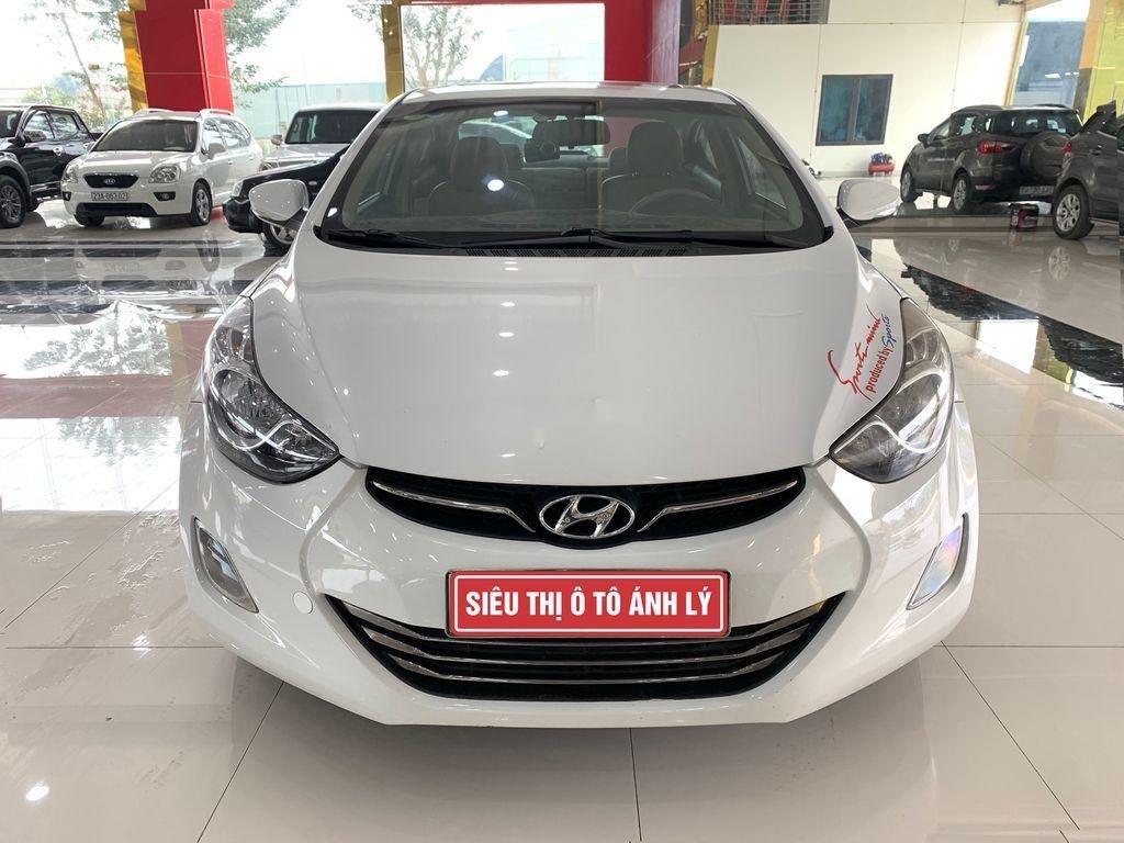 Bán xe Hyundai Elantra sản xuất 2011, nhập khẩu (1)
