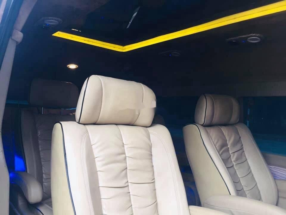 Bán xe Ford Transit đời 2017, màu đen, xe nhập, 580 triệu (6)