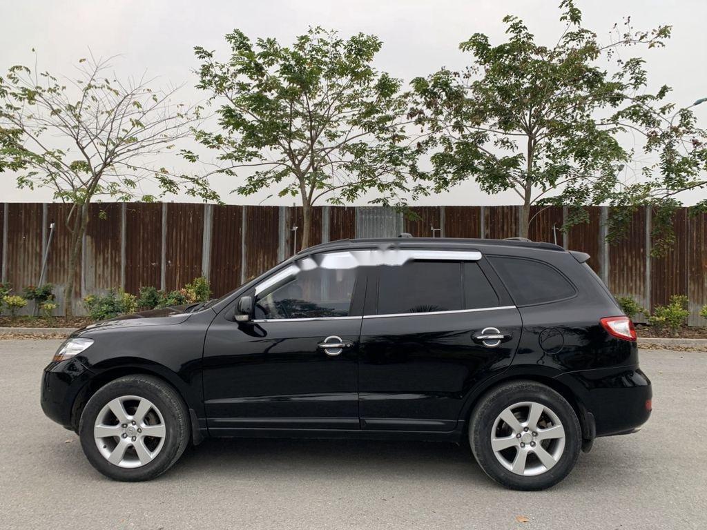 Cần bán Hyundai Santa Fe sản xuất năm 2018, màu đen, 445 triệu (11)