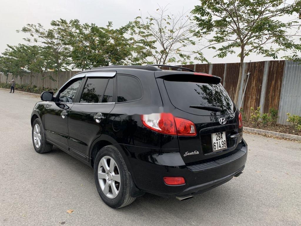 Cần bán Hyundai Santa Fe sản xuất năm 2018, màu đen, 445 triệu (9)