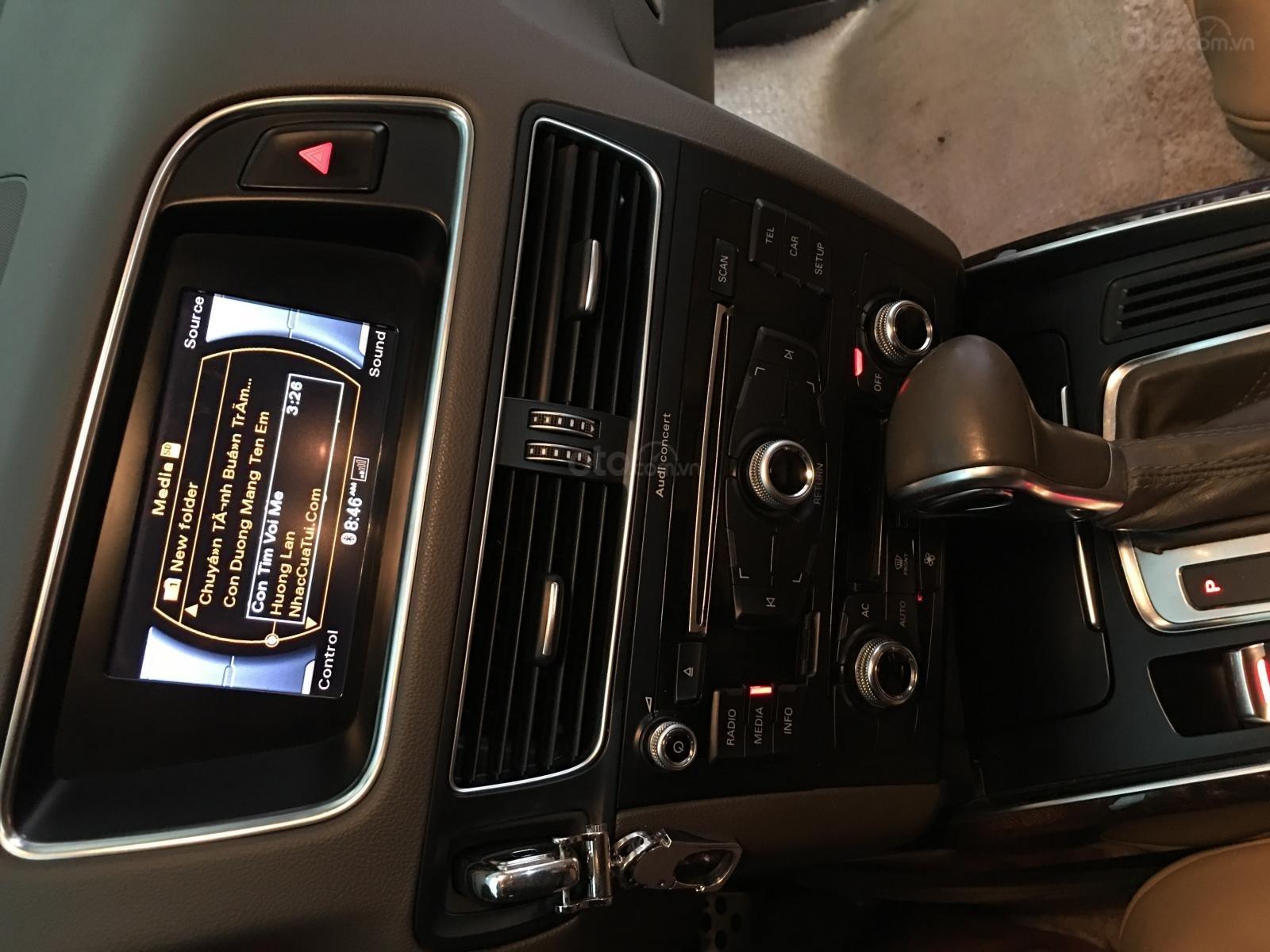 Gia đình dư xe bán Audi Q5 2012 win 2013, xe giữ gìn tiếp khách thiện chí thanks (6)