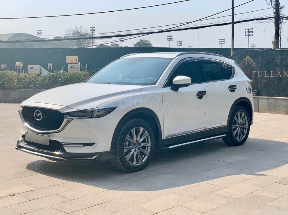 Bán Mazda CX 5 sản xuất năm 2019, màu trắng, giá tốt (2)