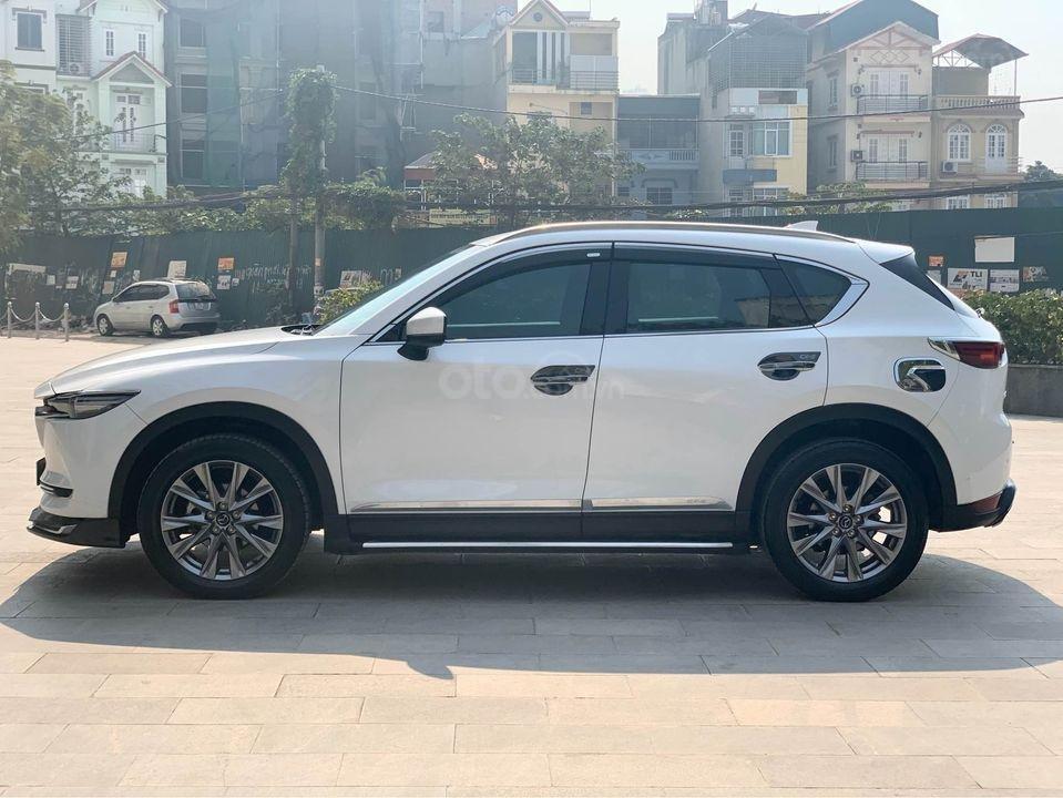 Bán Mazda CX 5 sản xuất năm 2019, màu trắng, giá tốt (1)