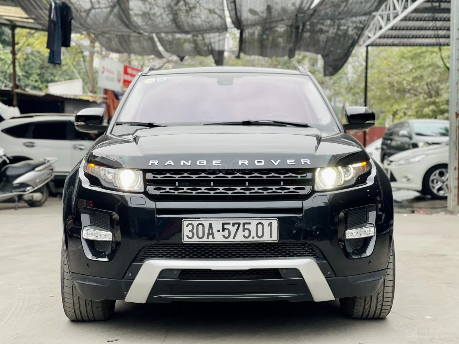 LandRover Evoque Dyamic nhập khẩu nguyên chiếc giá chưa đến tỷ (1)