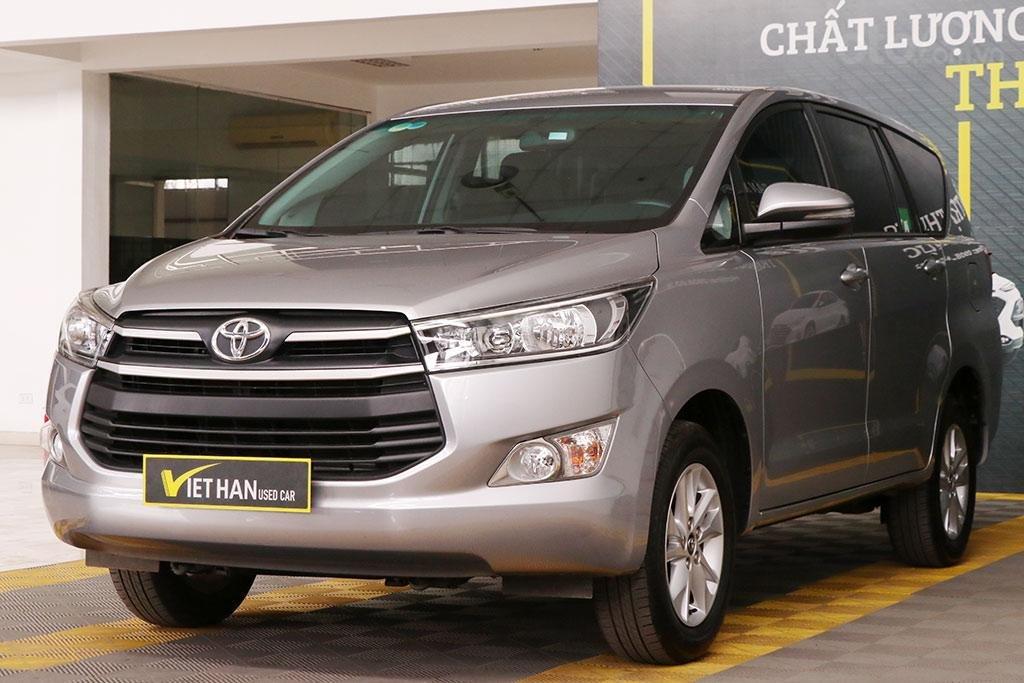 Toyota Innova G 2.0AT sản xuất 2019 (2)