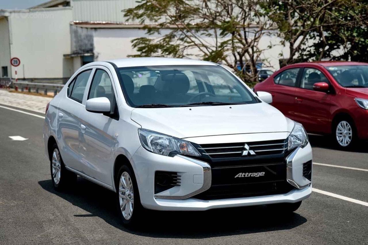 Mitsubishi Attrage 2020 góp 85%, khuyến mãi lớn (4)