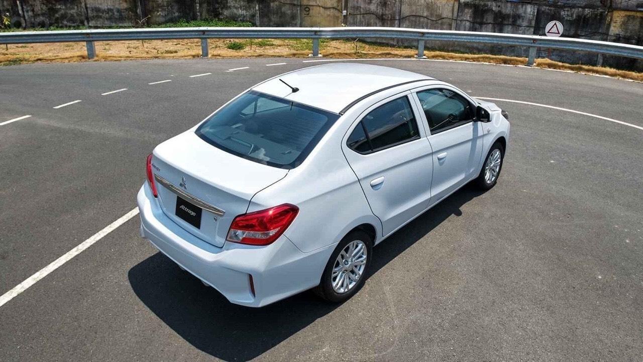 Mitsubishi Attrage 2020 góp 85%, khuyến mãi lớn (5)