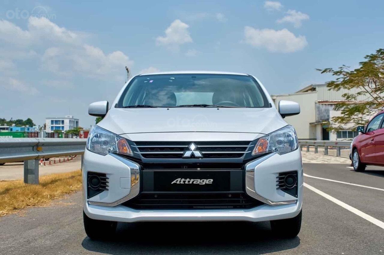 Mitsubishi Attrage 2020 góp 85%, khuyến mãi lớn (6)