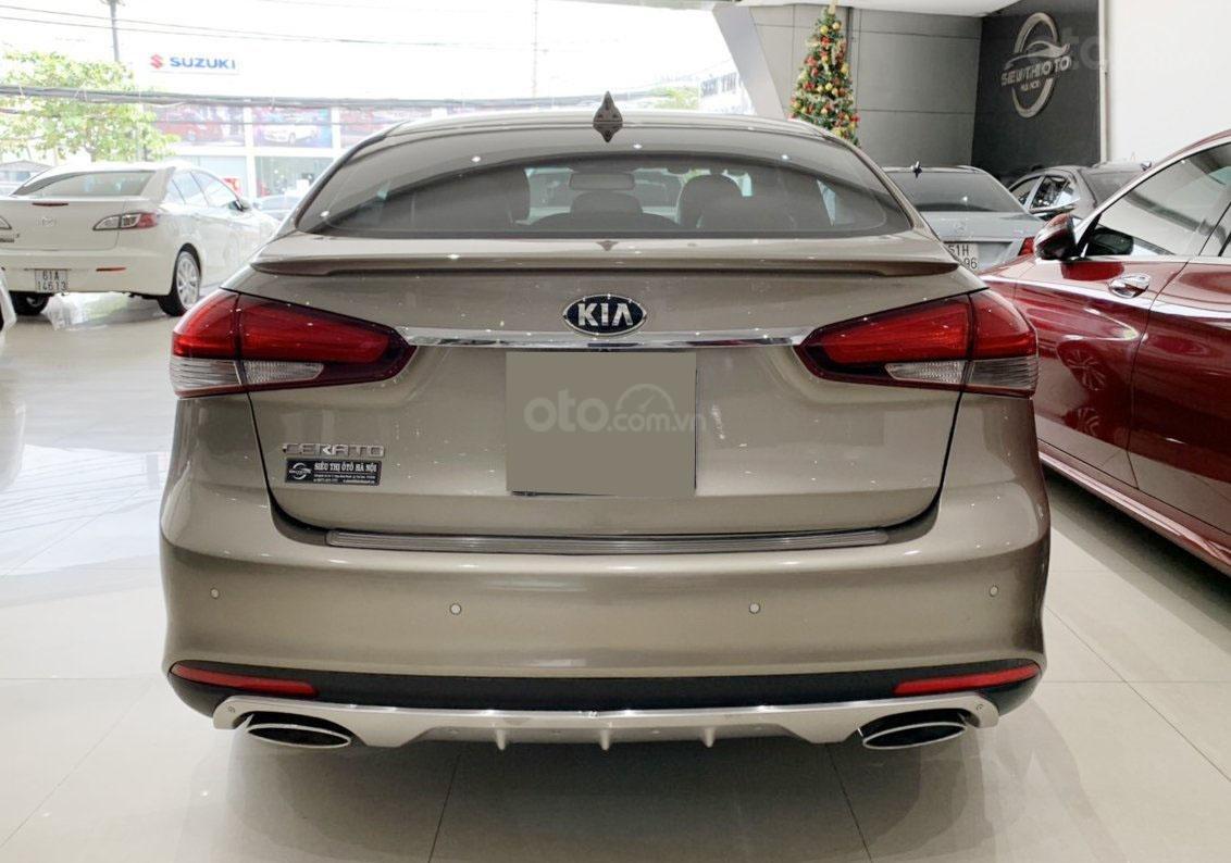 Bán xe Kia Cerato AT 1.6 sản xuất 2017 (6)