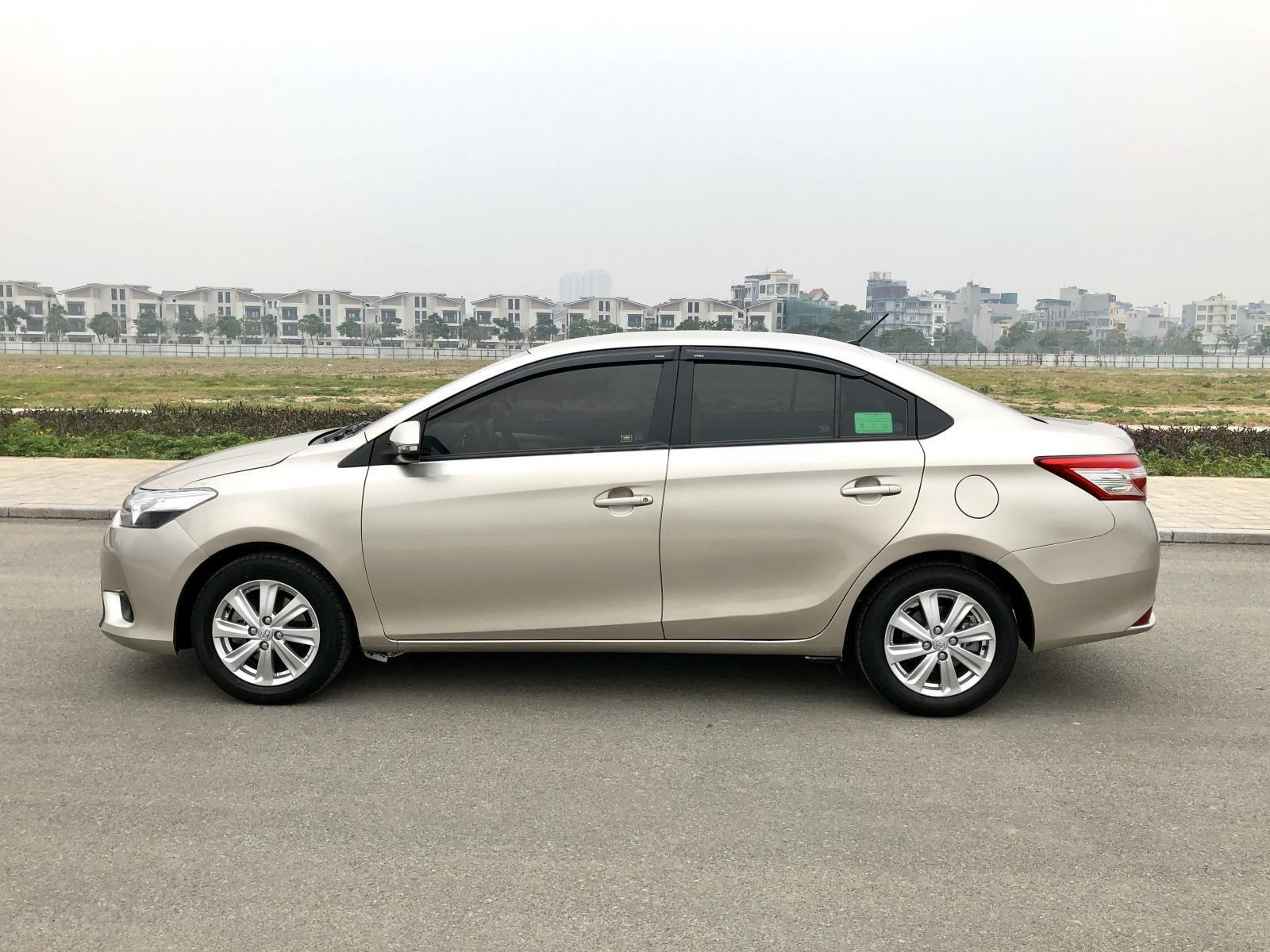Bán Toyota Vios G 2017 biển Hà Nội (6)