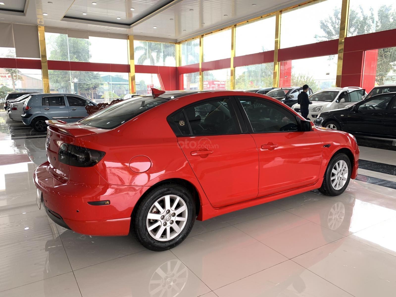Bán Mazda 3 1.6 AT sản xuất 2009 (6)
