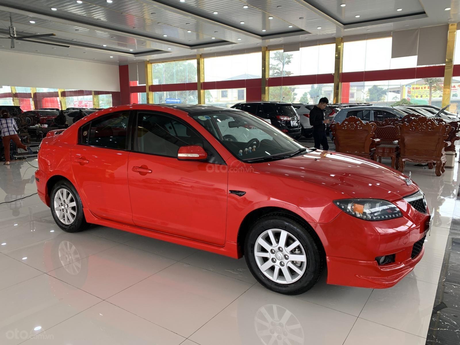 Bán Mazda 3 1.6 AT sản xuất 2009 (3)