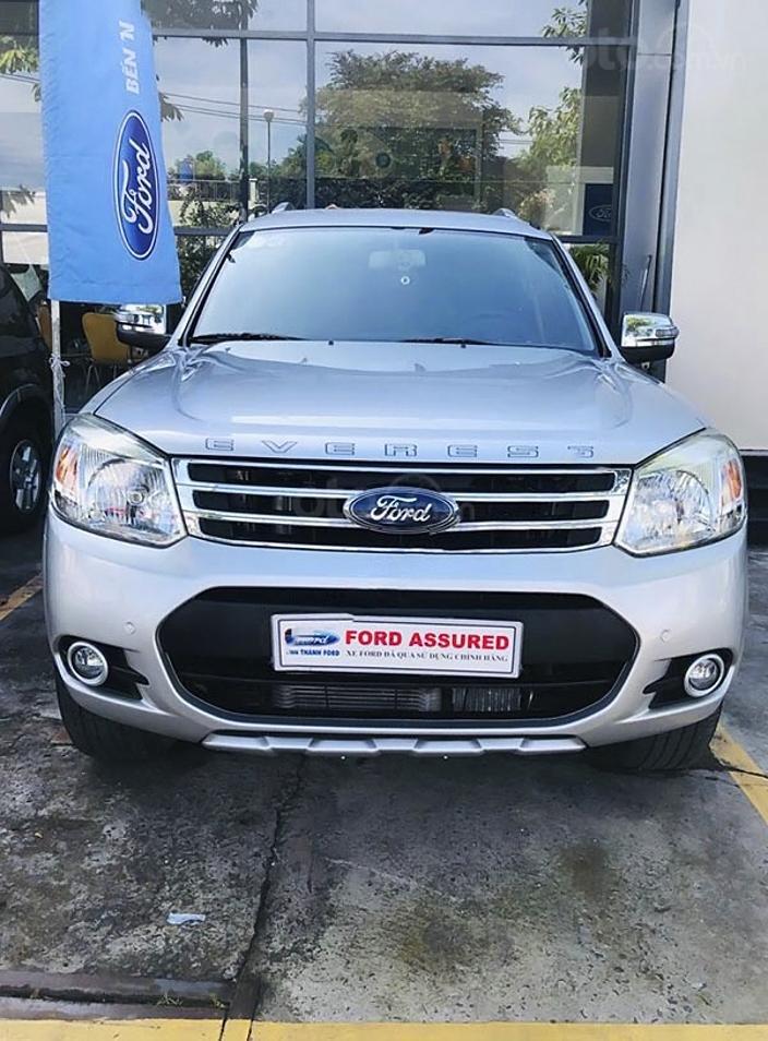 Cần bán gấp Ford Everest 2.5 L Limited AT năm sản xuất 2013 (3)