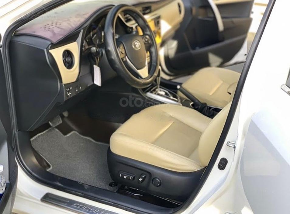 Cần bán lại xe Toyota Corolla Altis 1.8 G sản xuất năm 2018, màu trắng, giá tốt (2)