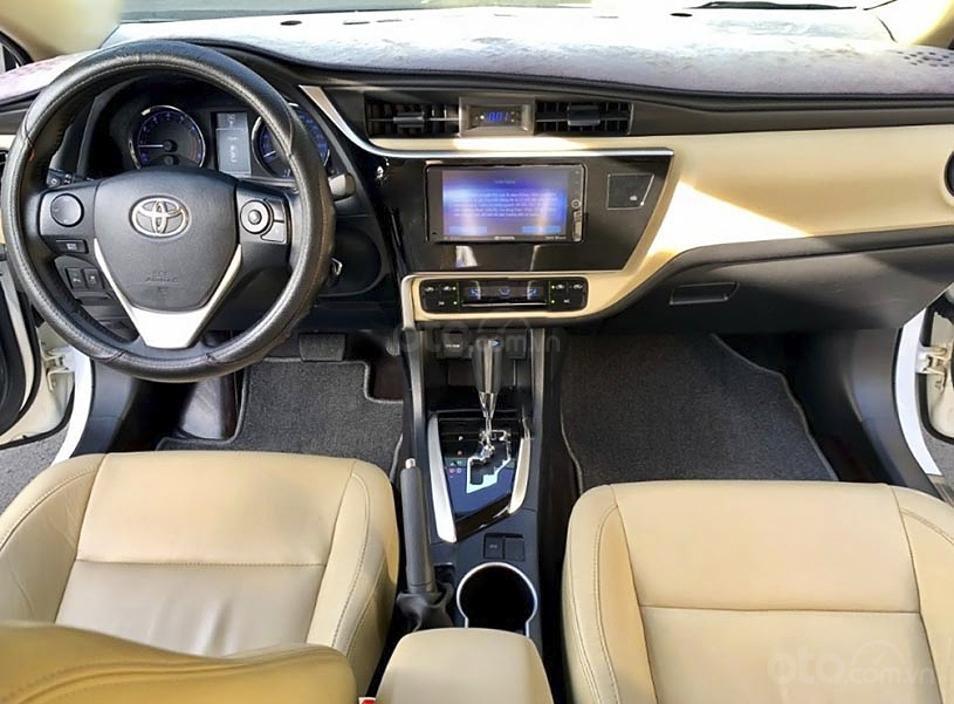 Cần bán lại xe Toyota Corolla Altis 1.8 G sản xuất năm 2018, màu trắng, giá tốt (5)