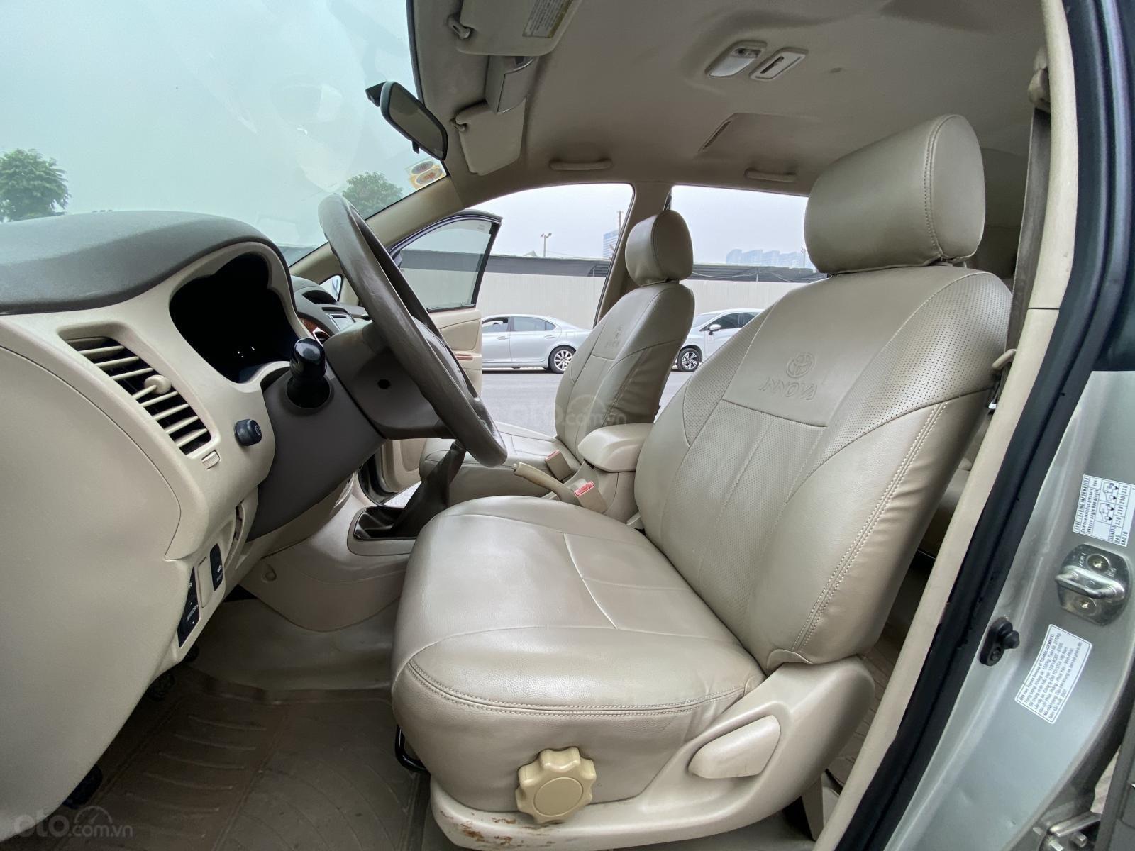 Bán nhanh Toyota Innova G 2007, không 1 ngày dịch vụ (9)