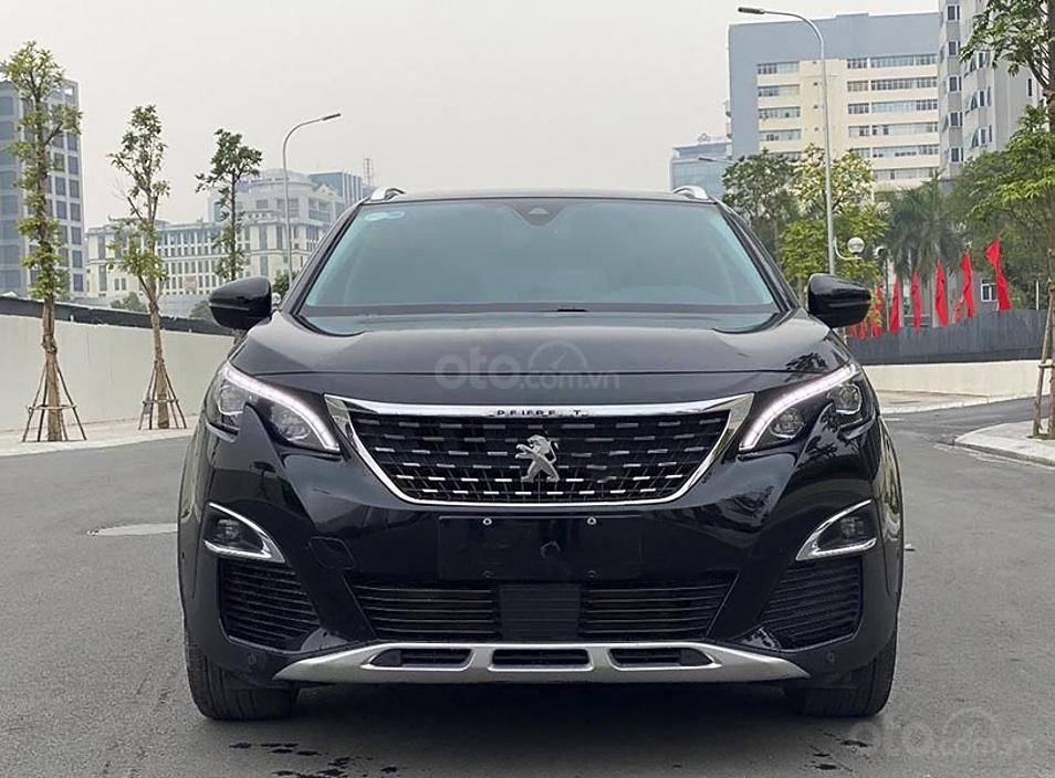 Cần bán xe Peugeot 5008 1.6 AT sản xuất năm 2018, màu đen (2)