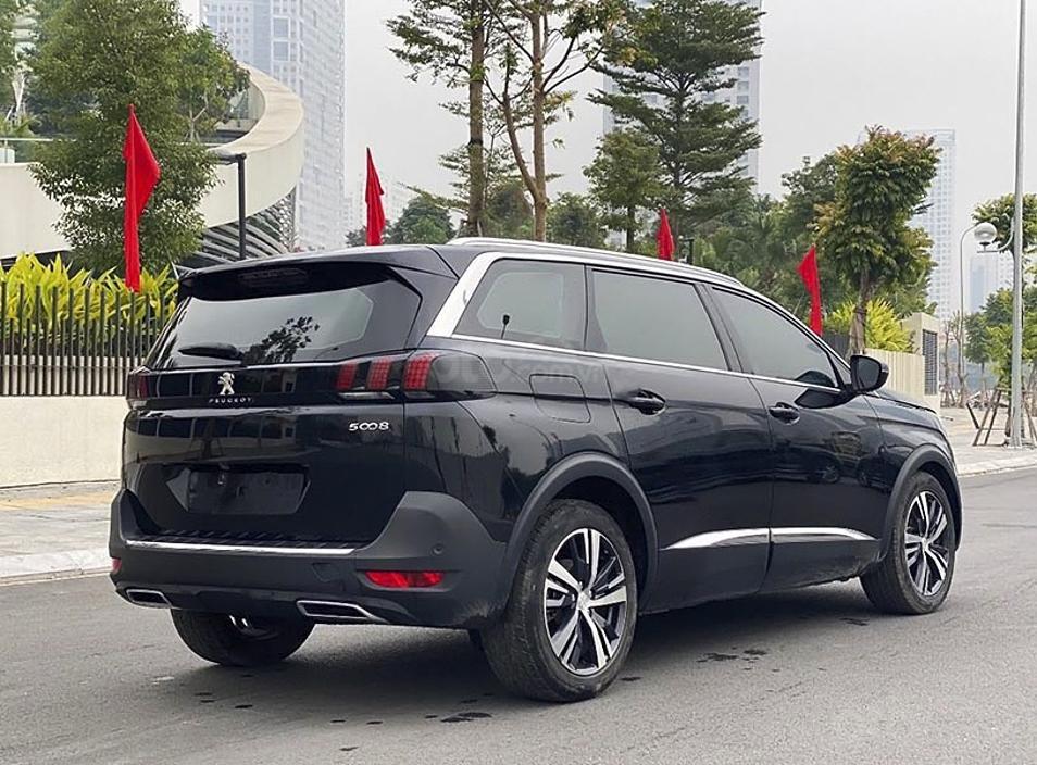 Cần bán xe Peugeot 5008 1.6 AT sản xuất năm 2018, màu đen (3)