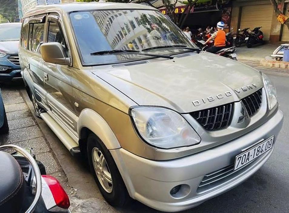 Cần bán xe Mitsubishi Jolie SS năm sản xuất 2005 (1)