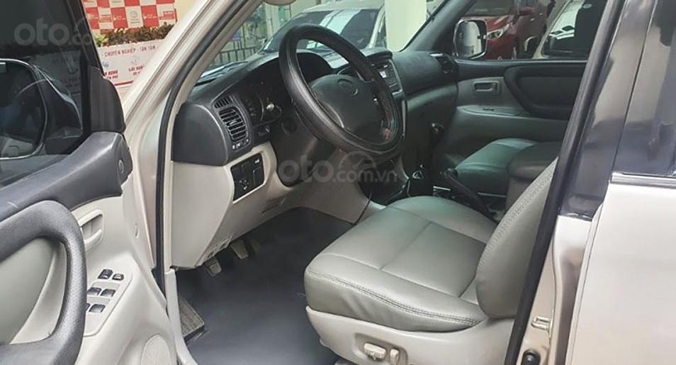 Xe Toyota Land Cruiser GX 4.5 sản xuất năm 2005, màu hồng, xe nhập, 530 triệu (5)
