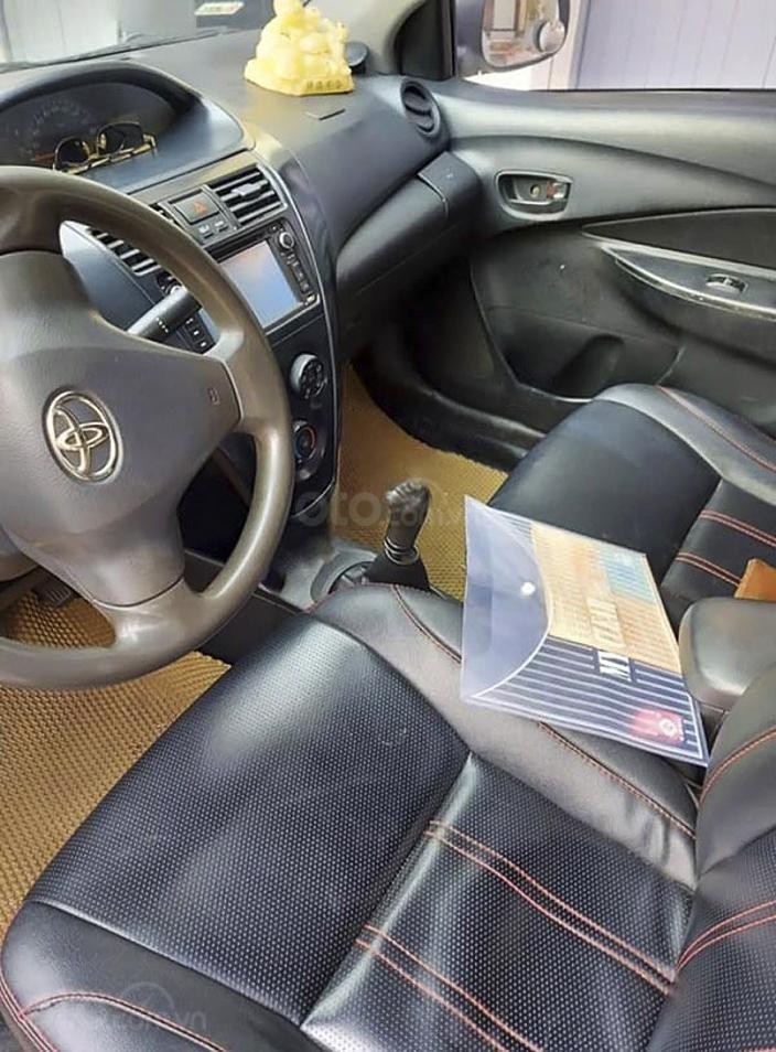 Cần bán xe Toyota Vios 1.5MT sản xuất 2010, màu trắng, giá 192tr (2)
