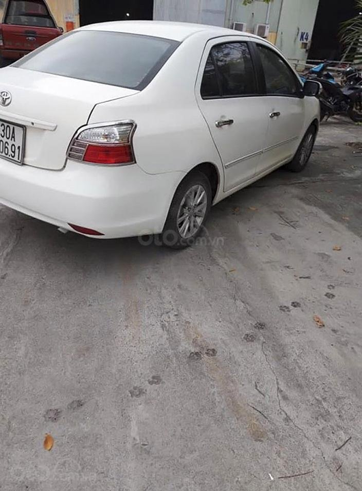 Cần bán xe Toyota Vios 1.5MT sản xuất 2010, màu trắng, giá 192tr (1)