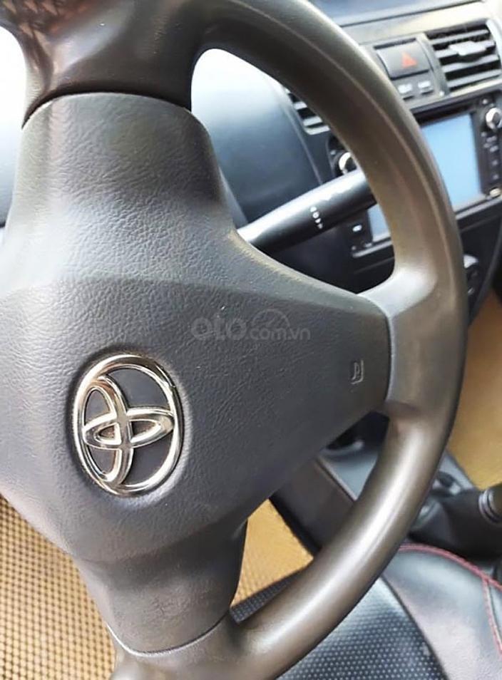 Cần bán xe Toyota Vios 1.5MT sản xuất 2010, màu trắng, giá 192tr (4)