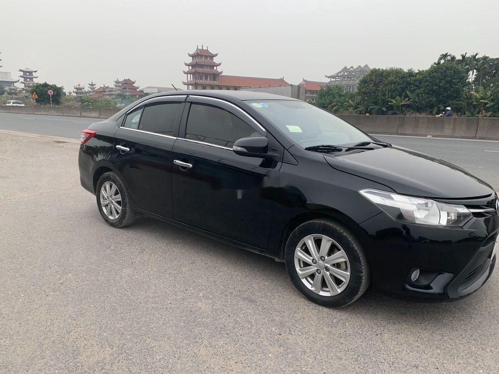 Cần bán gấp Toyota Vios 2016, màu đen, xe nhập, giá tốt (9)