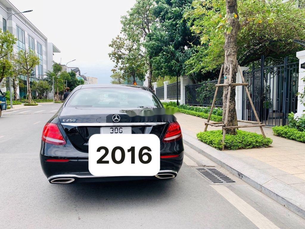 Cần bán Mercedes E250 năm sản xuất 2016, màu đen  (2)