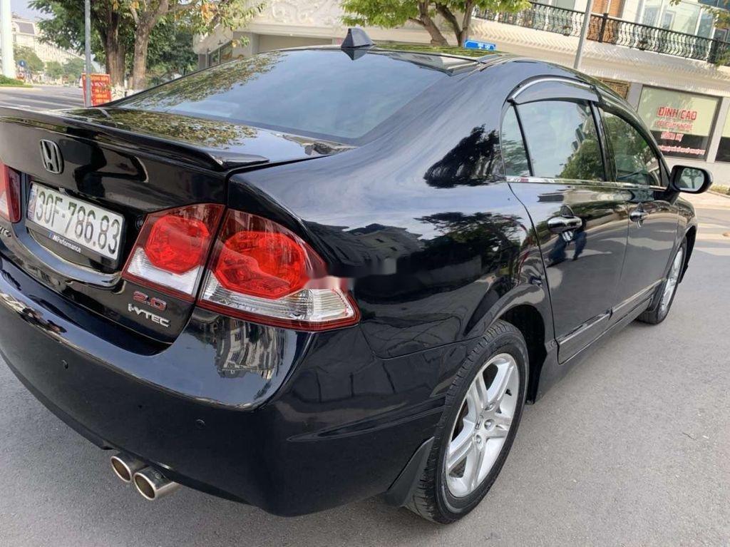 Cần bán Honda Civic đời 2010, màu đen, nhập khẩu nguyên chiếc (9)