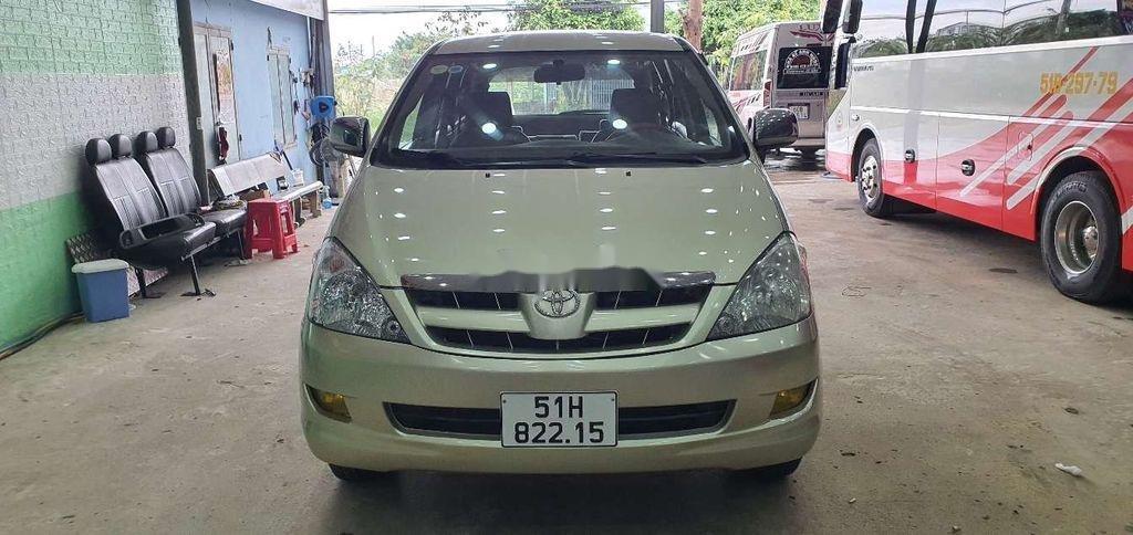 Bán xe Toyota Innova 2007, số sàn (1)