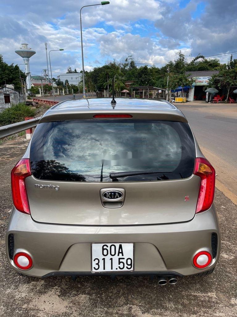 Cần bán xe Kia Morning đời 2016, giá tốt (4)