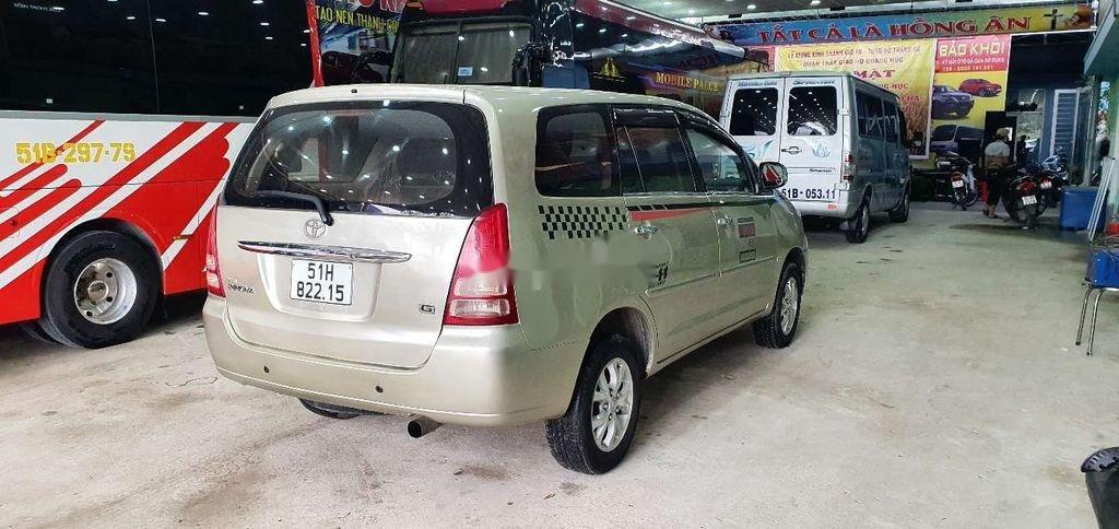 Bán xe Toyota Innova 2007, số sàn (5)