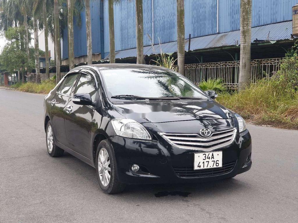 Cần bán xe Toyota Vios đời 2011, màu đen, giá chỉ 210 triệu (3)