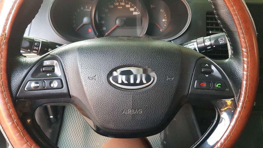 Xe Kia Morning sản xuất 2011, màu trắng, nhập khẩu còn mới (6)