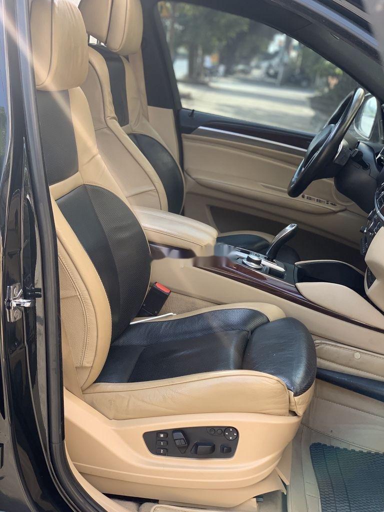Cần bán lại xe BMW X6 năm 2009, màu đen, nhập khẩu, giá tốt (12)