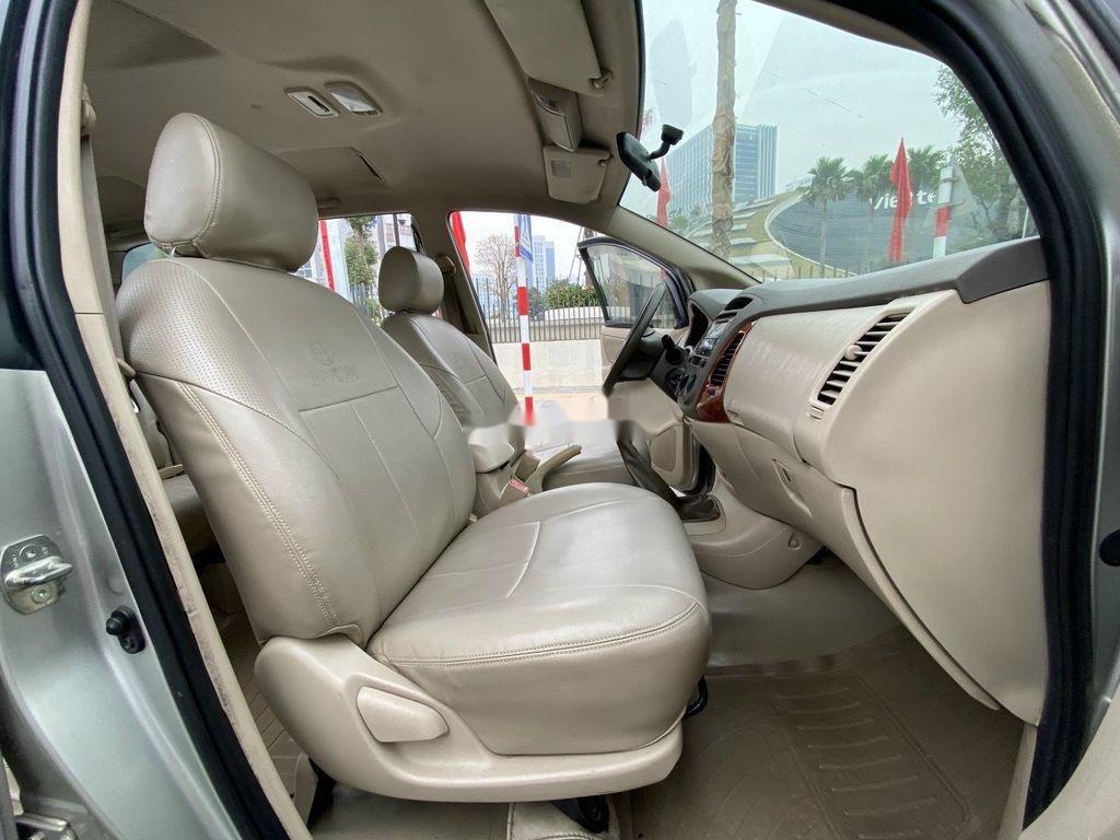 Cần bán xe Toyota Innova năm 2007, màu bạc chính chủ, giá 275tr (9)