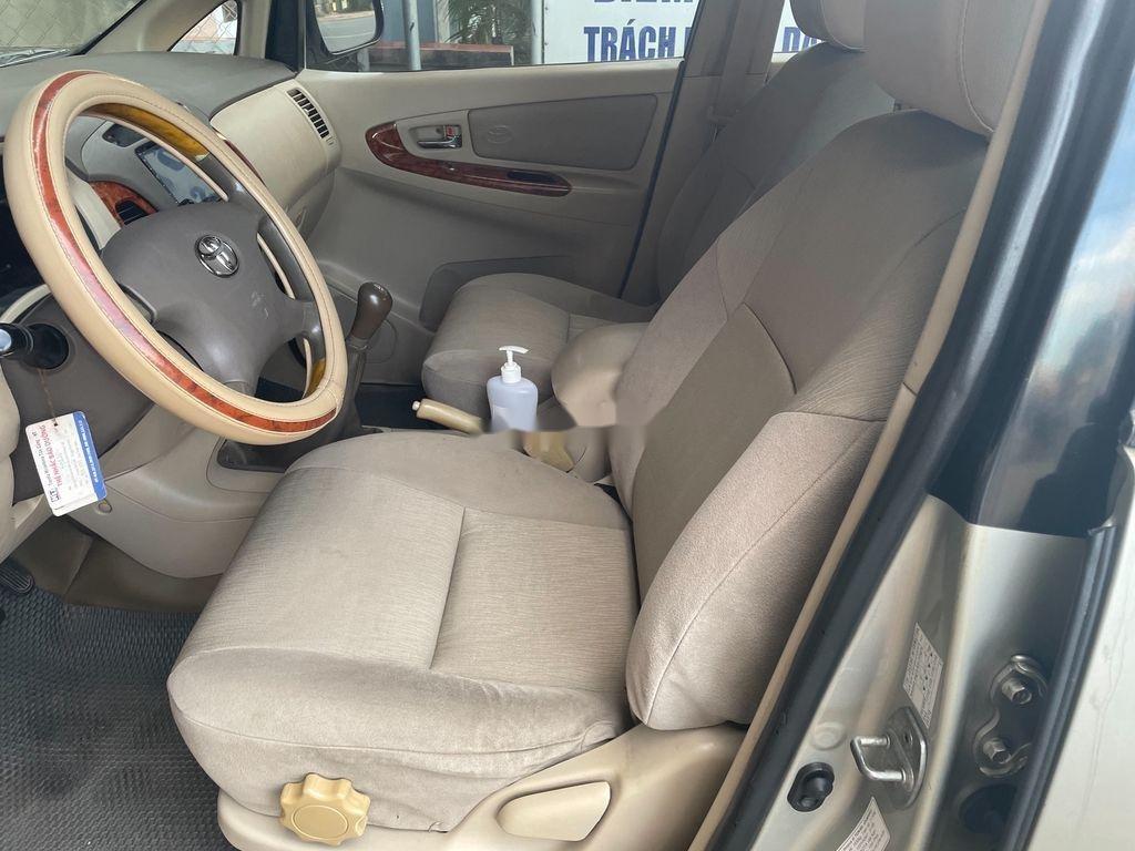 Cần bán xe Toyota Innova sản xuất 2008, giá thấp (8)