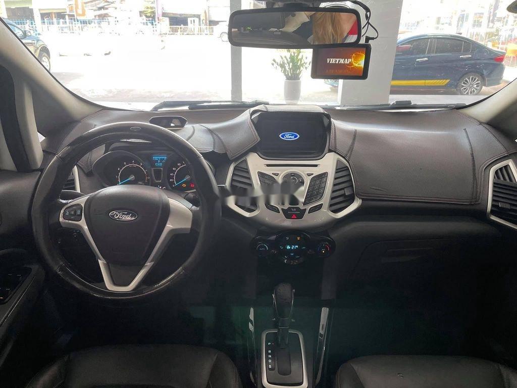 Cần bán gấp Ford EcoSport đời 2014, màu trắng chính chủ (6)