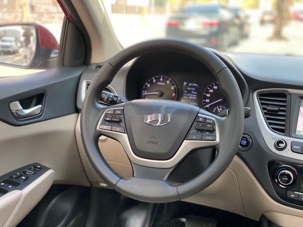 Bán Hyundai Accent sản xuất năm 2019, màu đỏ (12)