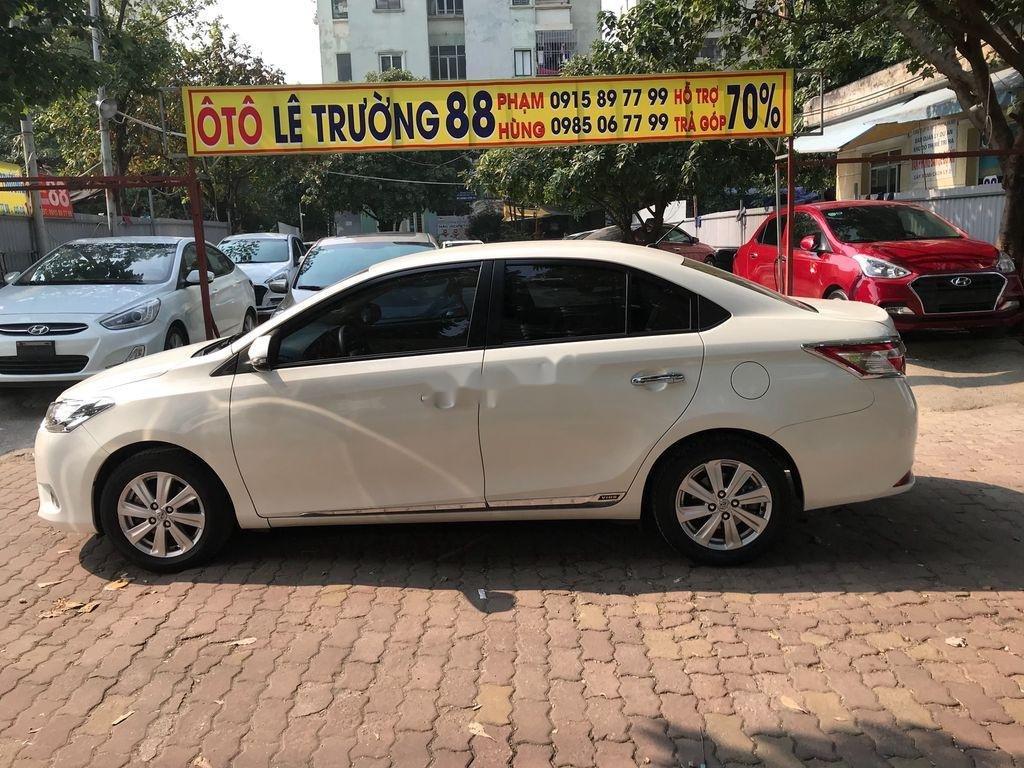 Cần bán xe Toyota Vios 2018, màu trắng  (2)