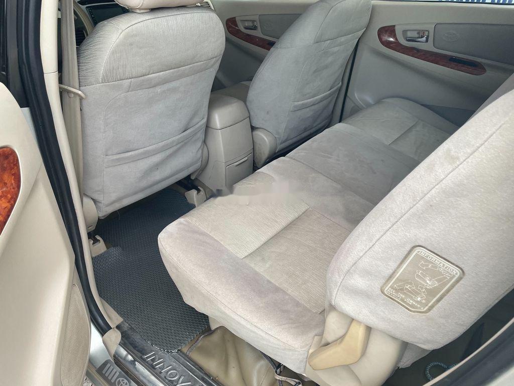 Cần bán xe Toyota Innova sản xuất 2008, giá thấp (6)
